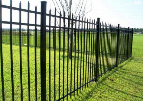 забор из профильной трубы в Перми